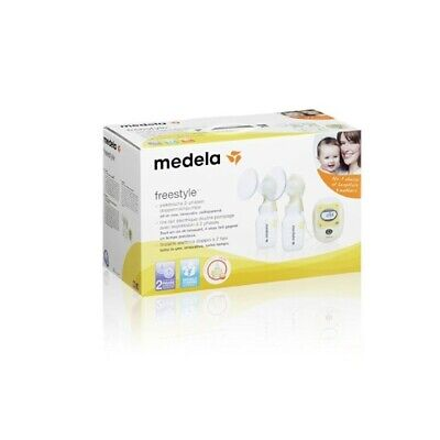 MEDELA Freestyle - Double Electric Pump with Digital Display
