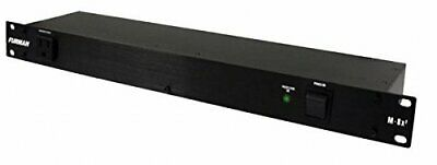 Furman M-8x2 Merit Series Performance 8 Outlet Rackmount Power Conditioner 2DAY