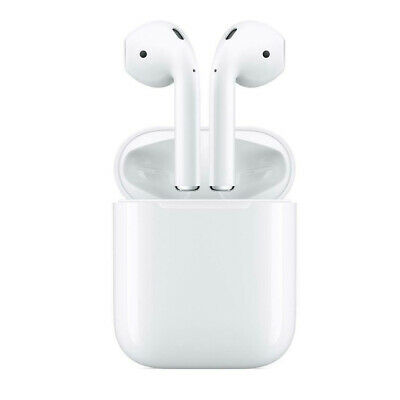 Brand New Apple Airpods 2nd Generation W/ Charging Case MV7N2AM/A Retail Package