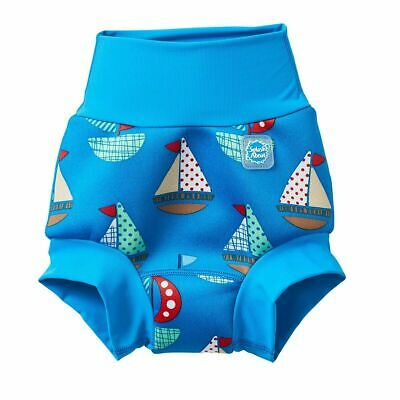 Splash About Happy Nappy - Neoprene Reusable Swim Nappy 3-6 Months BNWT