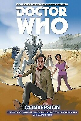 Doctor Who The Eleventh Doctor Volume 3: Conversion (Hardcover) (New)
