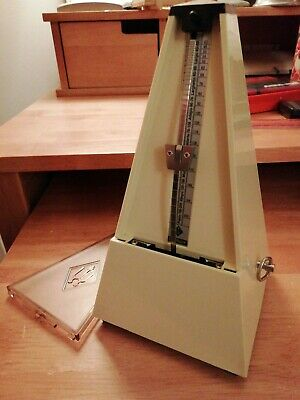 Vintage Wittner Metronome Made In W. Germany