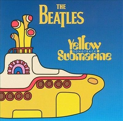 Yellow Submarine [Songtrack CD] by The Beatles (CD, Sep-1999, Apple/Capitol)