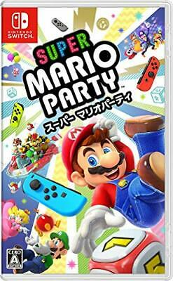 Super Mario Party Nintendo Switch Game From Japan New