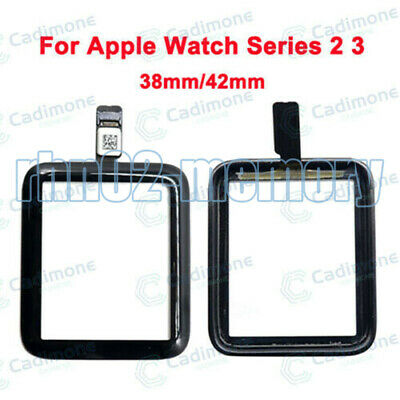 Front Touch Screen Digitizer Glass For Apple Watch iWatch Series 2 3 New Lot RHN