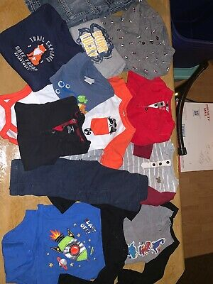 Lot Of Boys Brand Names Lucky Brand & More Size 18 Months
