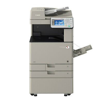 CANON IMAGERUNNER ADVANCE 8285 MFP GENERIC PCL6 DRIVERS PC