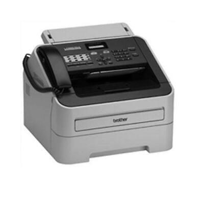 Brother International Plain Paper Laser Fax - FAX2840