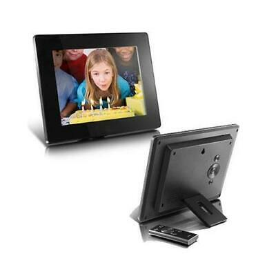 "Aluratek 8"" Hi Res Digital Photo Frame - ADMPF108F"