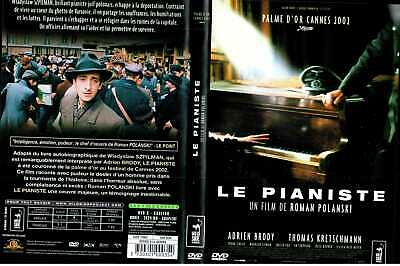 DVD Le Pianiste | Adrien Brody | Drame | Lemaus