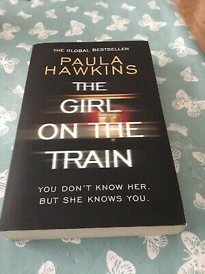 The Girl on the Train by Paula Hawkins (Paperback, 2015)