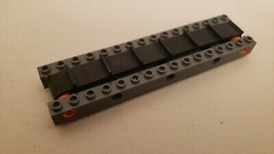 Lego Dark Bluish Gray Conveyor Belt Modern Complete Assembly Piece