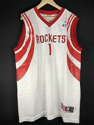NEU Authentic TMAC McGrady ROCKETS XXL NBA Trikot Basketball Jersey Jordan KOBE