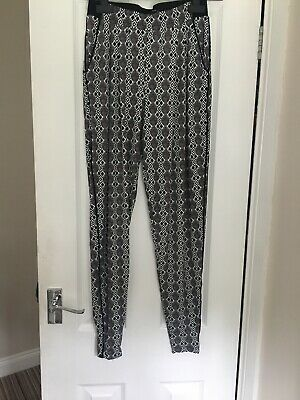 Ladies Tapered Leg Trousers- Next Size 6 Super soft Nwot