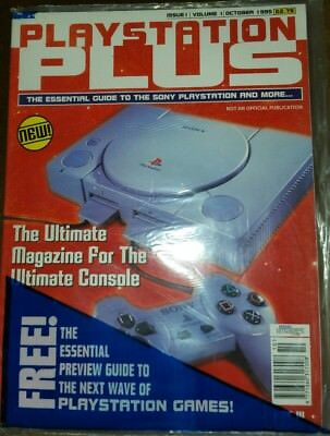 playstation plus magazine