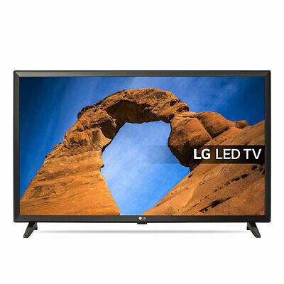 LG 32LK510BPLD 32 Inch HD LED TV Freeview HD USB Playback Black