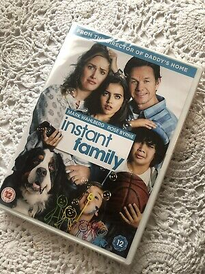 Instant Family DVD Brand New And Sealed 2019