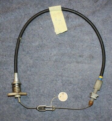 Volvo 240 244 242 255 Turbo Gaszug throttle cable NOS new old stock