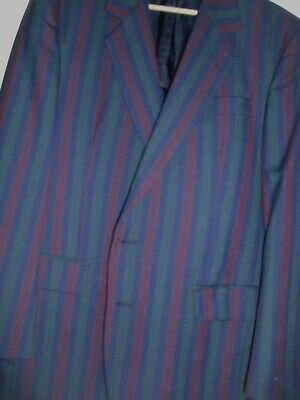 boating blazer  size 42 reg secret pockets  for  magic  stage