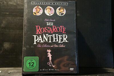 "Blake Edwards ""Der Rosarote Panther"" / Peter Sellers (5 DVDs)"