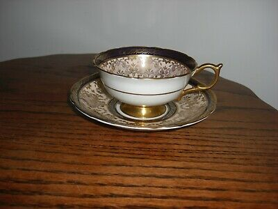 Vintage Paragon  Cabinet Cup And Saucer
