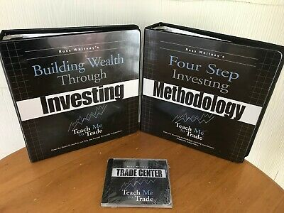 Teach Me To Trade Investing Course By Russ Whitney Rare Item!  Must Go Sale!