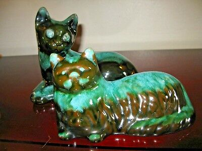 Blue Mountain Pottery Cats