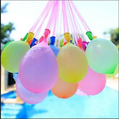 888 Pcs Bunch O Balloon style Self-Sealing Instant Water Balloons,24 Bunches.