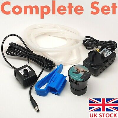 AQUARIUM AUTO TOP Up auto water top off 3 Float Switch System