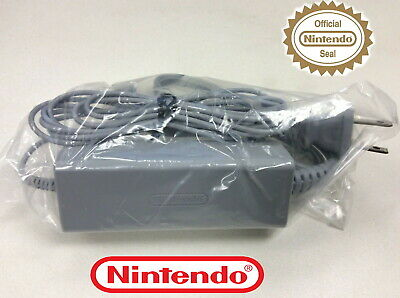 New Official Nintendo Wii U GamePad Controller AC Power Adapter Charger WUP-011