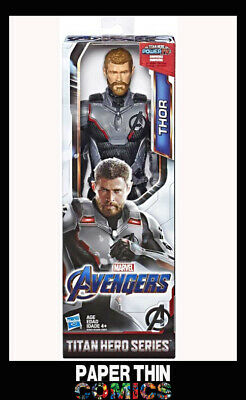 Avengers Endgame Thor Titan Hero Series Official New Collectable Toy