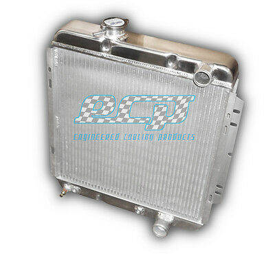 THE BEST ALUMINUM Radiator 64 1965 1966 Ford Mustang 289 V8