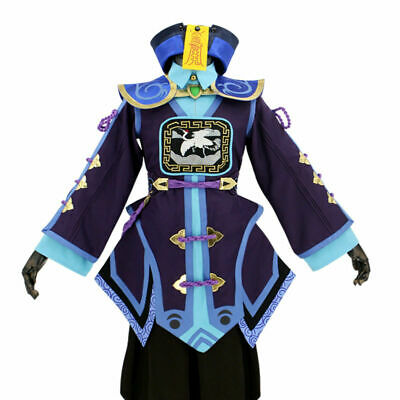 Hot Game Mei Zombies Cos Uniforms Vampire Cosplay Costume Free Shipping