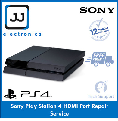 SONY PS4 HDMI Port Repair - PlayStation 4 HDMI Port