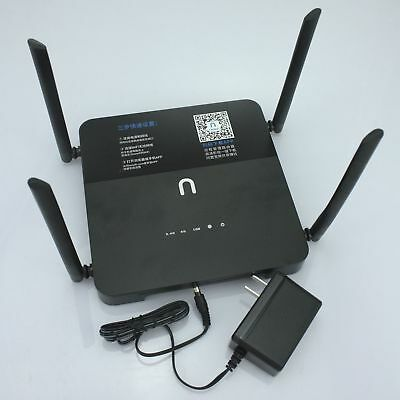WIRELESS 1200MBPS ROUTER 4G USB dongle Cloud ASUSWRT share