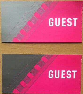 2 X Odeon Cinema Tickets - Can Be Used For Premier And Club Seats And 3D Films