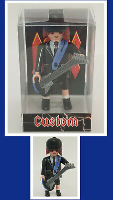 Ref:CU005 Angus Young AC/DC