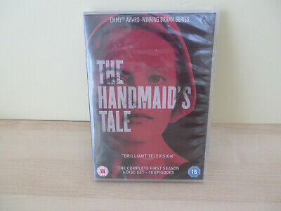 Handmaid's Tale First Season 4 DVD Discs 10 Episodes (5039036082945)