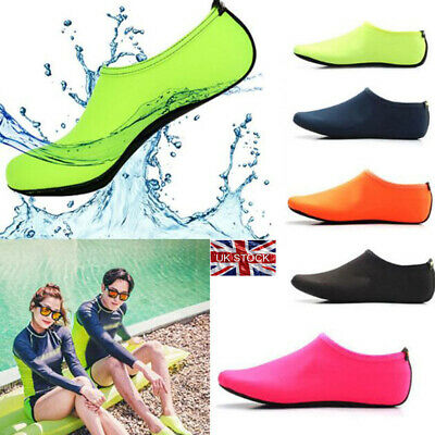 New Women Men Water Shoes Aqua Socks Diving Socks Wetsuit Non-slip Swim Beach BG