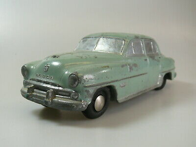 ca.1:25 Banthrico/National Products promo car: Dodge 'mint green'