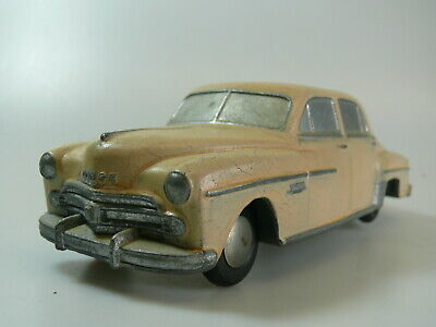 ca.1:25 Banthrico/National Products promo car: Dodge 'beige'