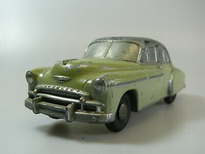 ca.1:25 Banthrico promo car: Chevrolet 'crystal+mist green'