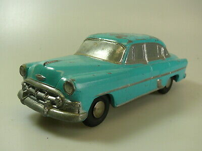 ca.1:25 Banthrico/National Products promo car: Chevrolet 'hellblau'