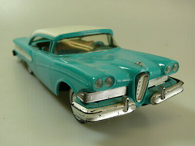 ca.1:25 AMT (?) promo car: FORD EDSEL 'TURQUOISE'