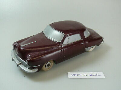 c1:25 Banthrico/National Products promo car: Studebaker  'wine red'