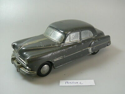 ca.1:25 Banthrico/National Products promo car: Pontiac 'pewter gray'