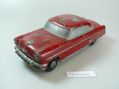 ca.1:25 Banthrico/National Products promo car: Lincoln 'red'
