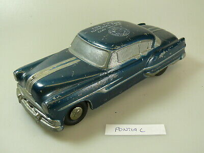 ca.1:25 Banthrico/National Products promo car: Pontiac 'dark blue'