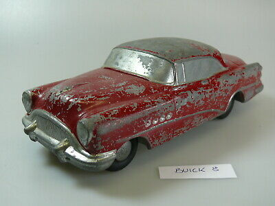 ca.1:25 Banthrico promo car: Buick 'red'