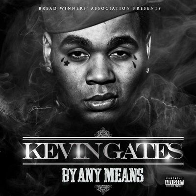 "Kevin Gates- ""By Any Means"" Official Mix Cd.. Super Hot"